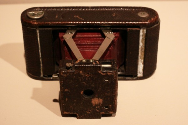 Kodak Folding Pocket Camera.