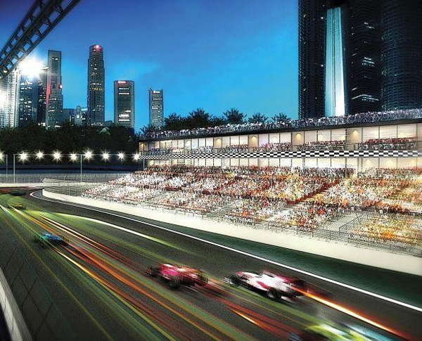 Grand prix of Singapore