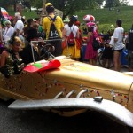 Kinetic Sculpture Race 2012