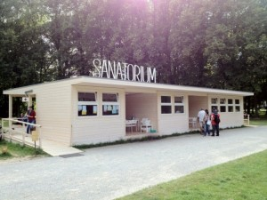 "Pedro Reyes, ""Sanatorium,"" dOCUMENTA(13), 2012, Kassel, Germany, Photo: Klaus Ottmann"