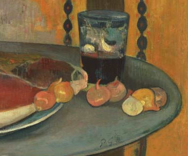 Paul Gauguin, The Ham, 1889, Oil on canvas