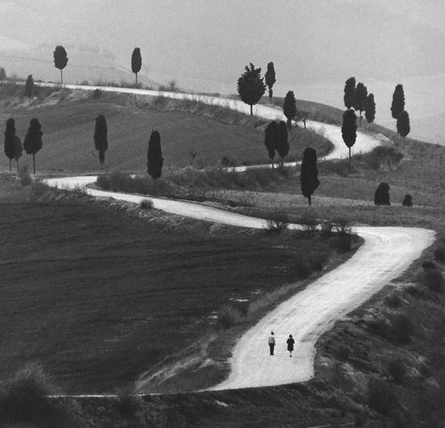 Gianni Berengo Gardin, Toscana, 1965.