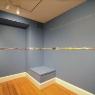 Jean Meisel's 50–65 Horizon Line. Photos: Joshua Navarro