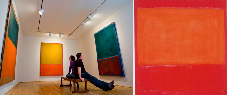 Rothko Room_Red