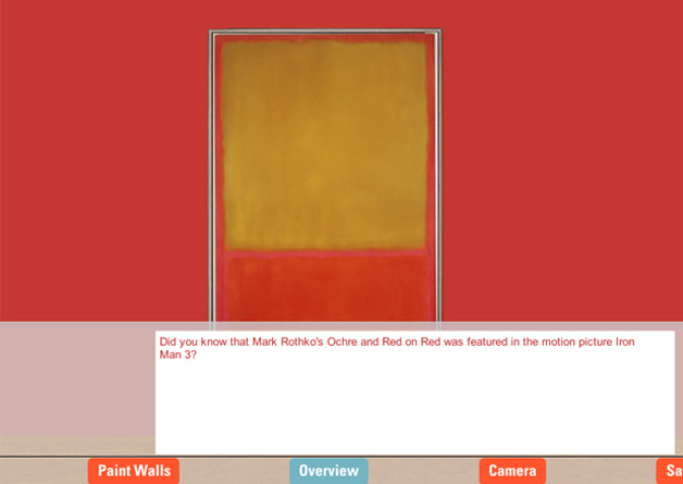 rothko description text