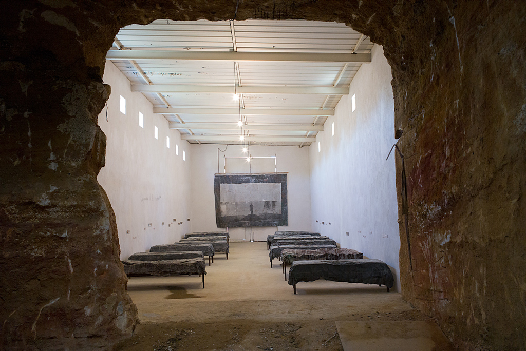 A Wax Room For Anselm By The Experiment Station The