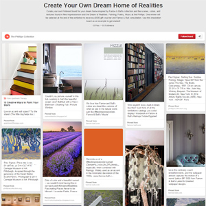 pinterest inspiration board