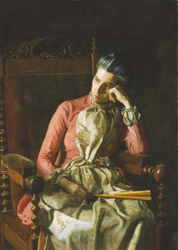 Eakins_Miss Amelia Van Buren