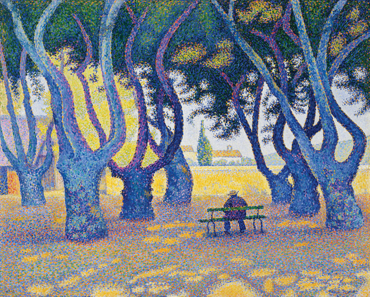 Signac Place des Lices_countdown 1