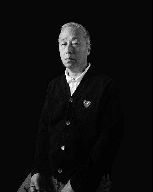 Sugimoto portrait