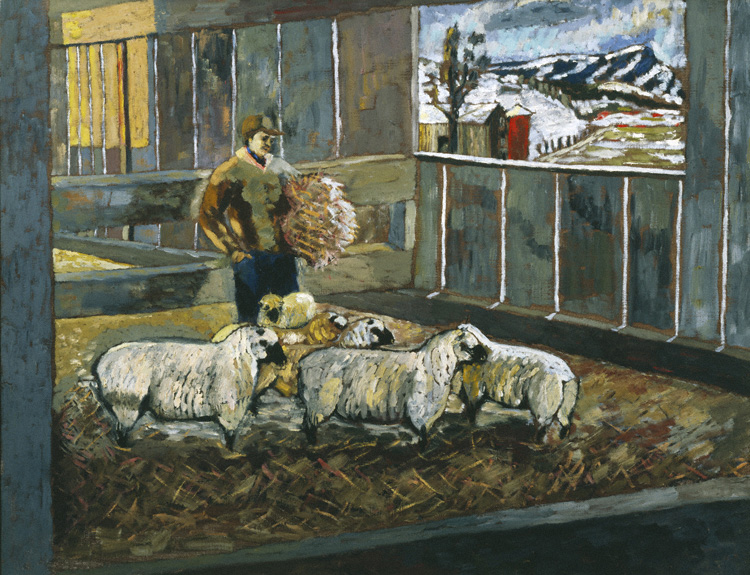 james mclaughline_sheep cote
