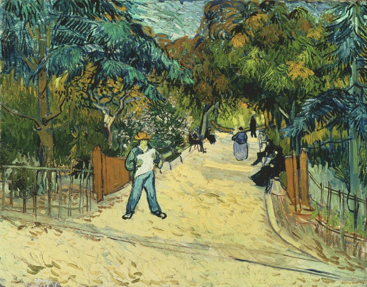 van-gogh-entrance-to-the-public-gardens-in-arles-1888