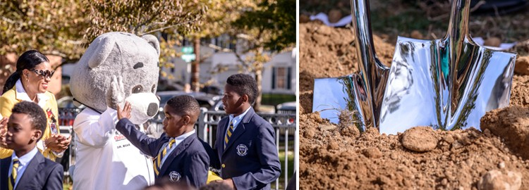 Groundbreaking shovels_10.22.15_StereoVision Photography for THEARC