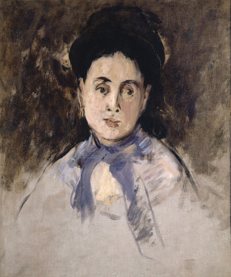Manet_Head of a Woman