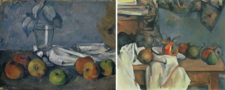 Collection Comparison_Cezanne
