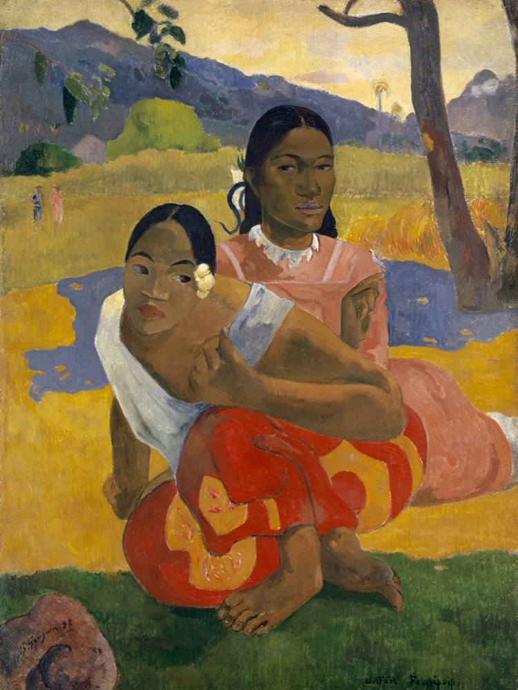 Gauguin_NAFEA faaipoipo