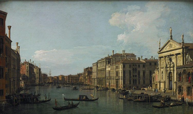 Canaletto_Grand Canal Venice