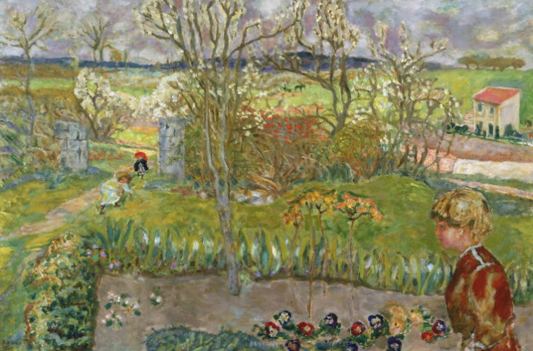 Bonnard_Early Spring