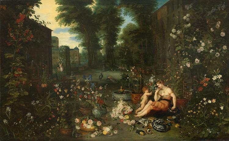 Brueghel_Smell