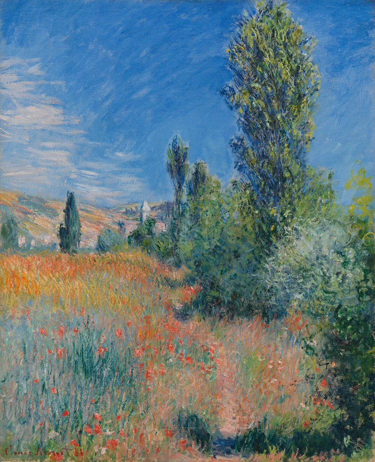 Monet_landscape on ile-saint-martin