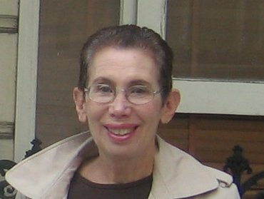 Lois Engel - Art Information Volunteer