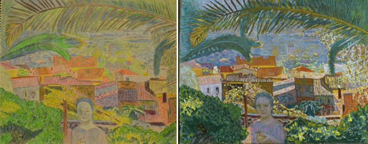 The Palm_side by side