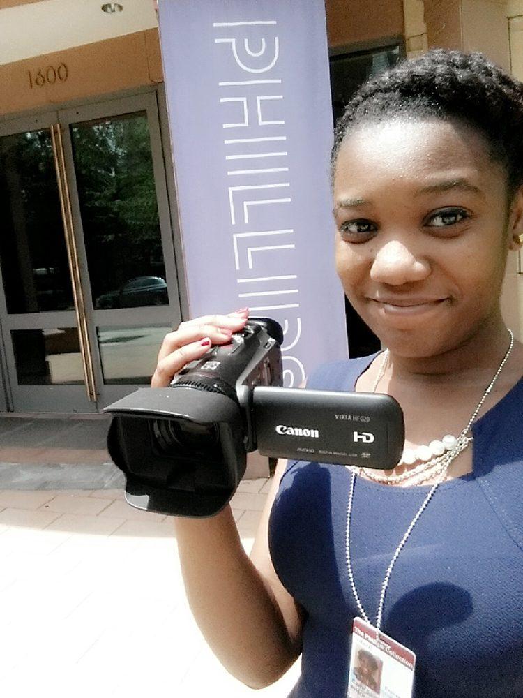 Carm with camera