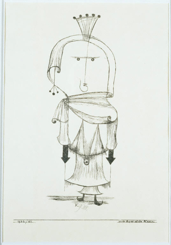 Klee_the witch with the comb