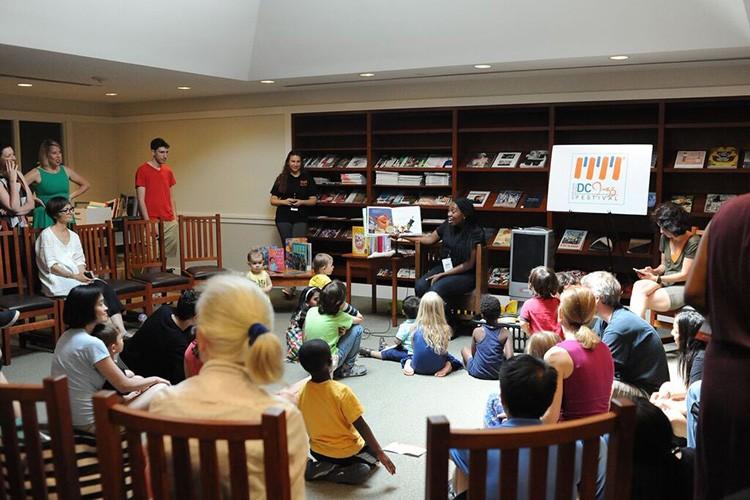 Library storytime_Josh Navarro