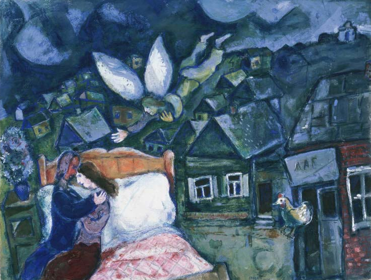Chagall_The Dream