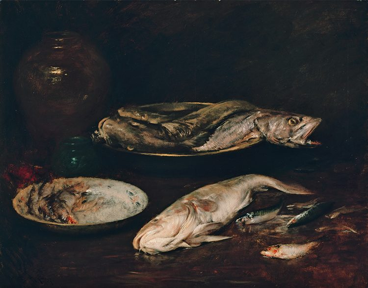 Chase_Still Life-Fish