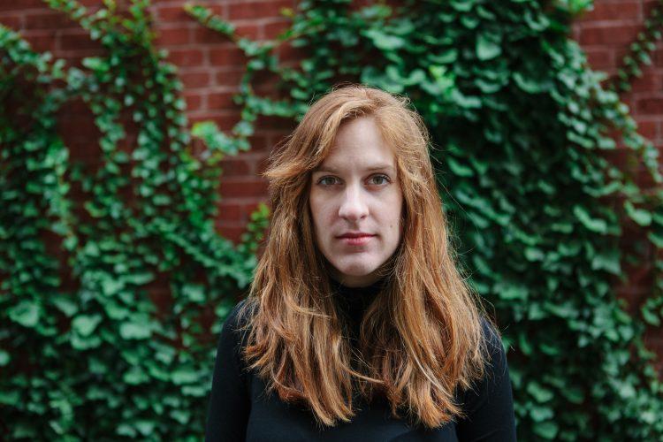 Anna E. Kaminski, Photo: Rhiannon Newman