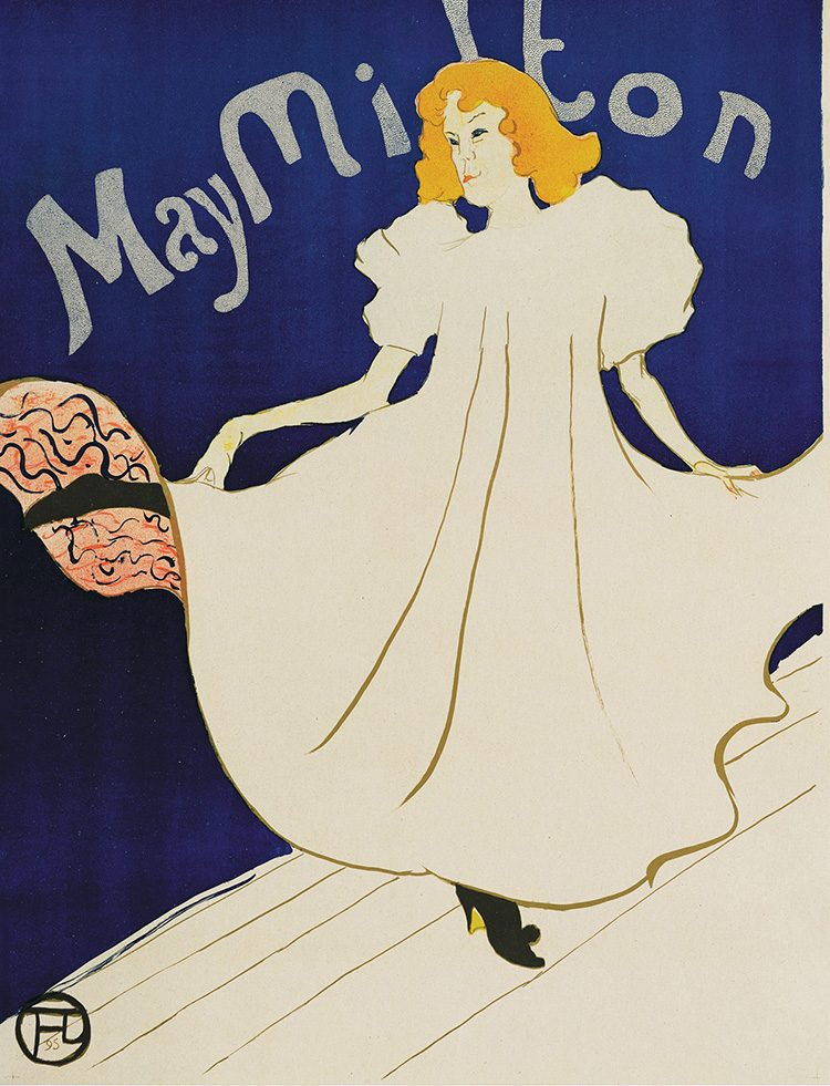May Milton_Toulouse-Lautrec