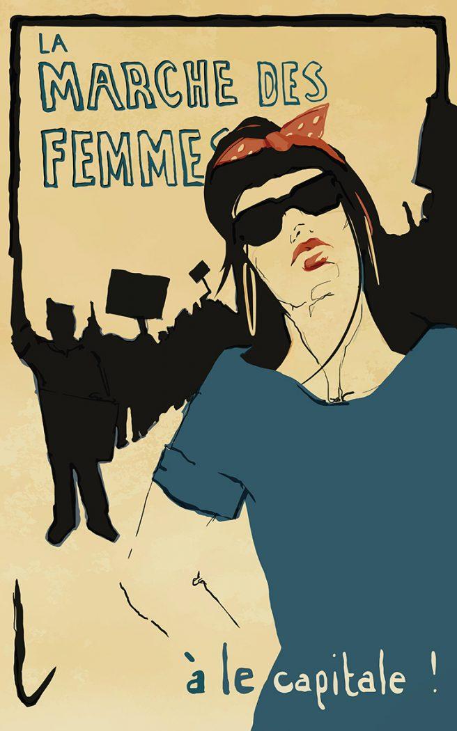 Feigenbaum.Sam_La Marche Des Femmes