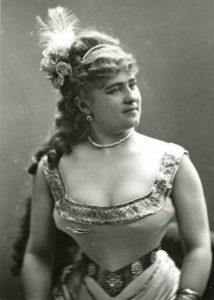 Nadar (Gaspar-Félix Tournachon), Angèle, Modern silver gelatin print from an original of c. 1878