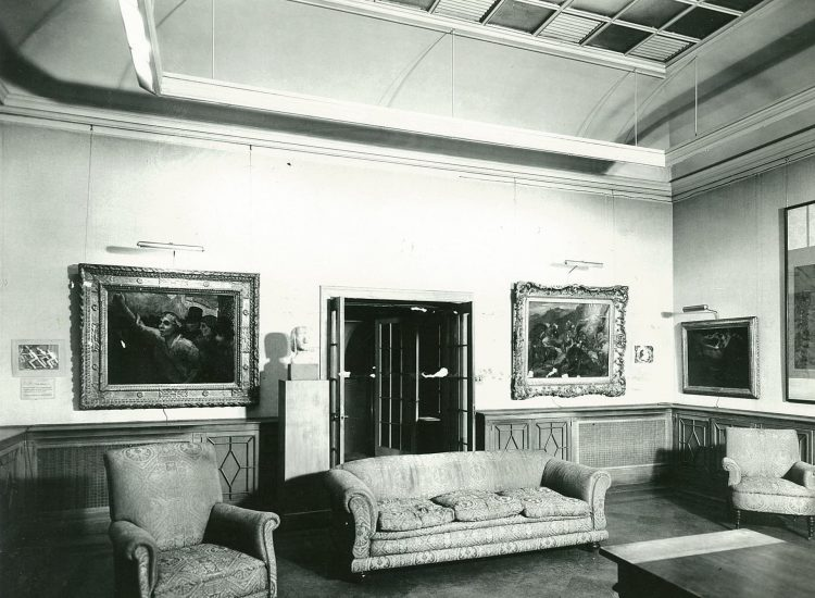 The Phillips Collection Main Gallery, 1940s