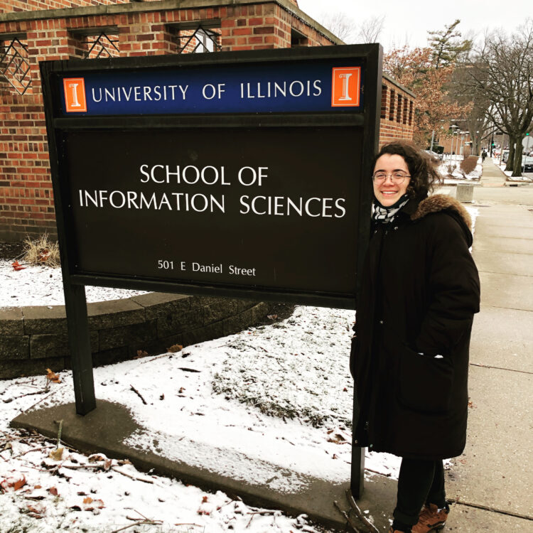 Mary Pedraza, University of Illinois at Urbana-Champaign